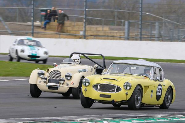 Equipe Pre '63 Classic Race Series set for bumper 2019