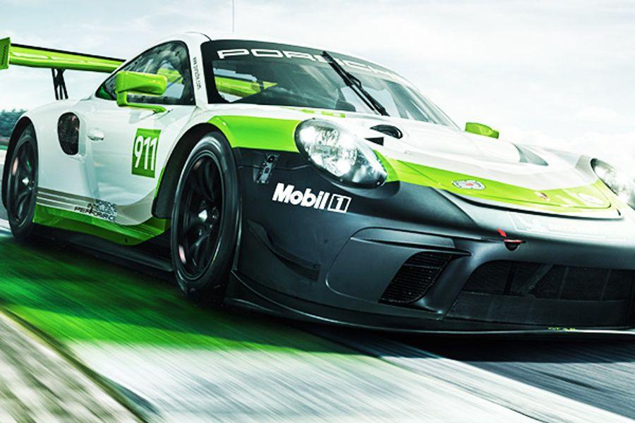 Arn Racing Confirms New Porsche 911 Gt3 R For Blancpain Gt World