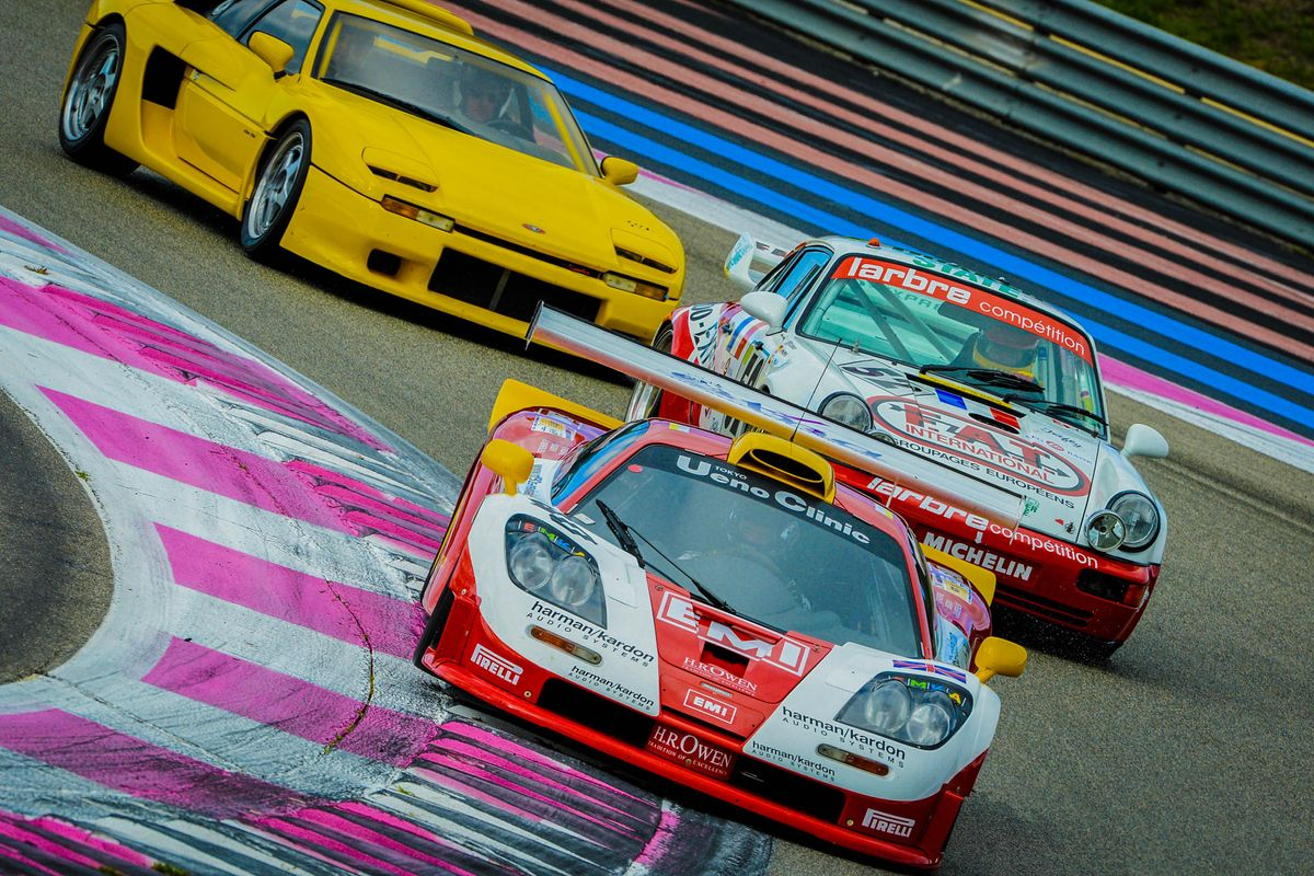 Global Endurance Legends: races in 2019