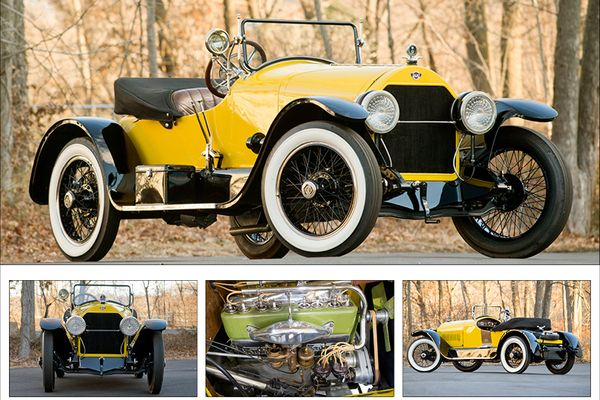 Stunning & Authentic Early Stutz Bearca, America's Iconic Early Sports Car on offer