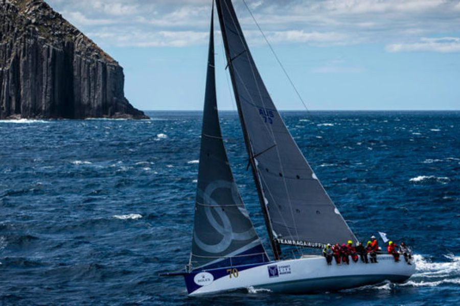 5 days to the start of the Rolex Sydney Hobart Yacht Race 2018