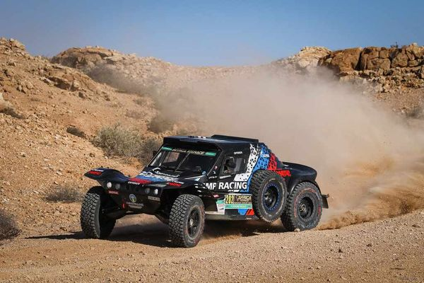 Africa Eco Race completes final Moroccan stage