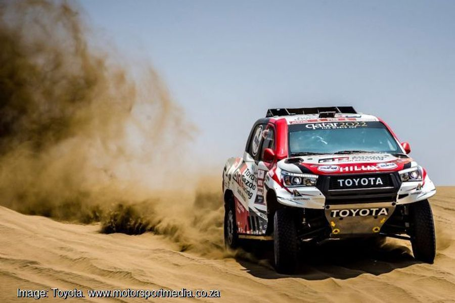 Epic Dakar gets under way in Peru