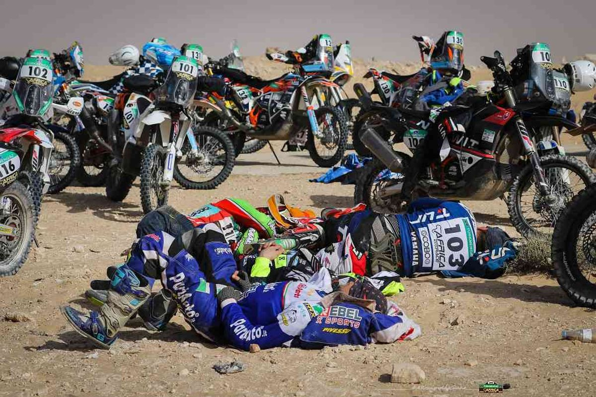 First Mauritanian stage of Africa Eco Race cancelled
