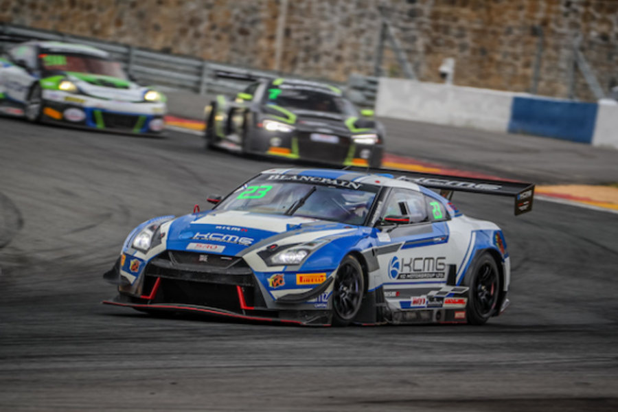 KCMG aiming for Dubai 24 Hour victory to kick off 2019 season