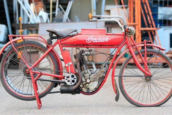 Extraordinary Barn-Find Collection Of Rare Indian Motorcycles