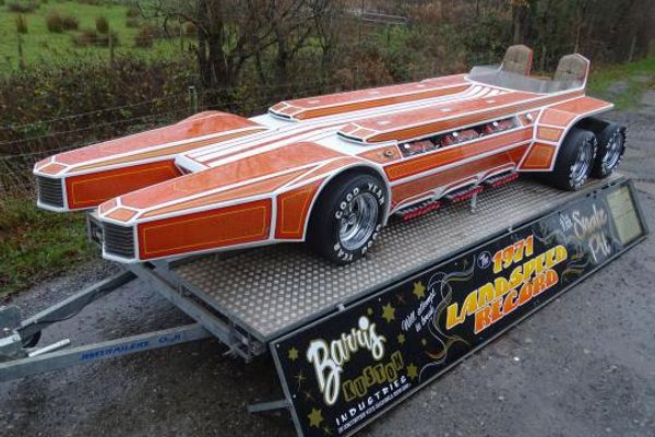 Barris Snakepit slithers into H&H Classics 2nd Feb Online Auction