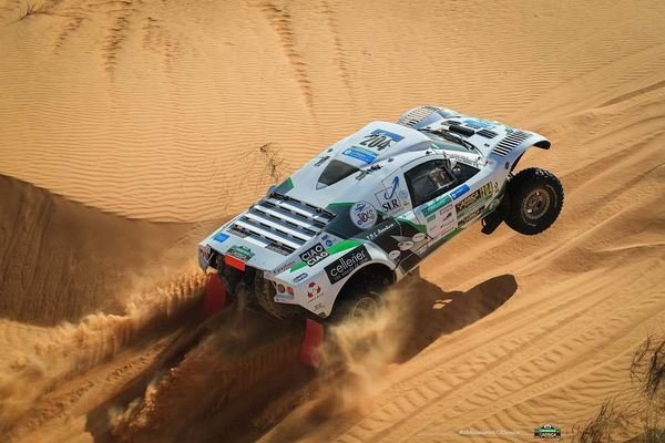 Mauritania proves challenging for Africa Eco race competitors