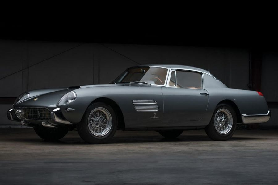 1957 Ferrari 250 GT Coupe Speciale by Pinin Farina to cross the block