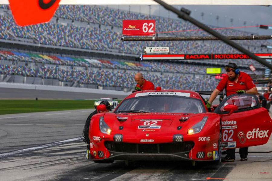 Risi Competizione set for Rolex 24 Hours At Daytona