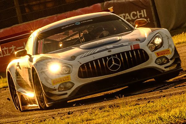 Mercedes-AMG announces full-season Intercontinental GT Challenge entry