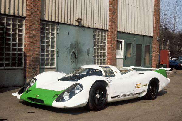 The Porsche Museum looks ahead to 50 Years of the 917; 50 Years of the 914