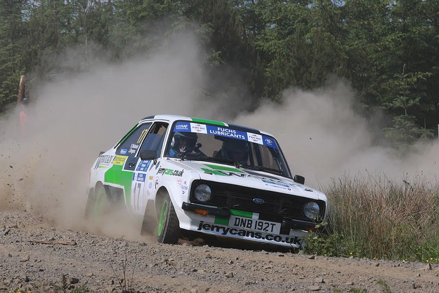 2019 British Historic Rally Championship information revealed