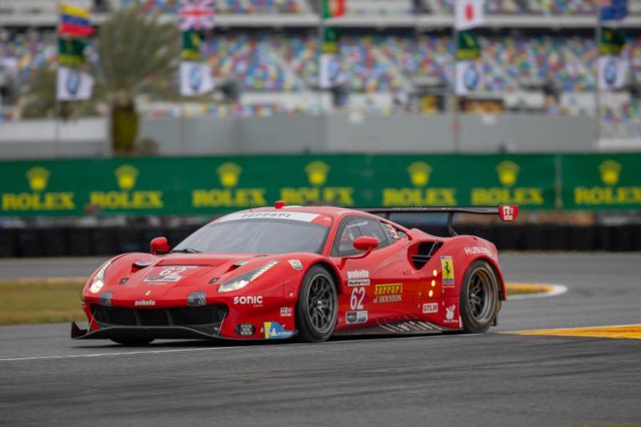 Risi Competizione to start Daytona 24 from the second row