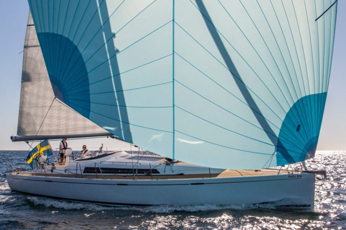 Winning yachts at Dusseldorf Boat Show & Watersports Exhibition