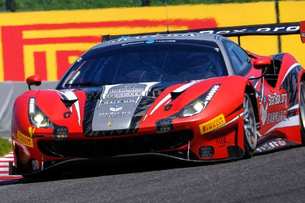 Ferrari and Honda complete record Intercontinental GT Challeng full-season entry