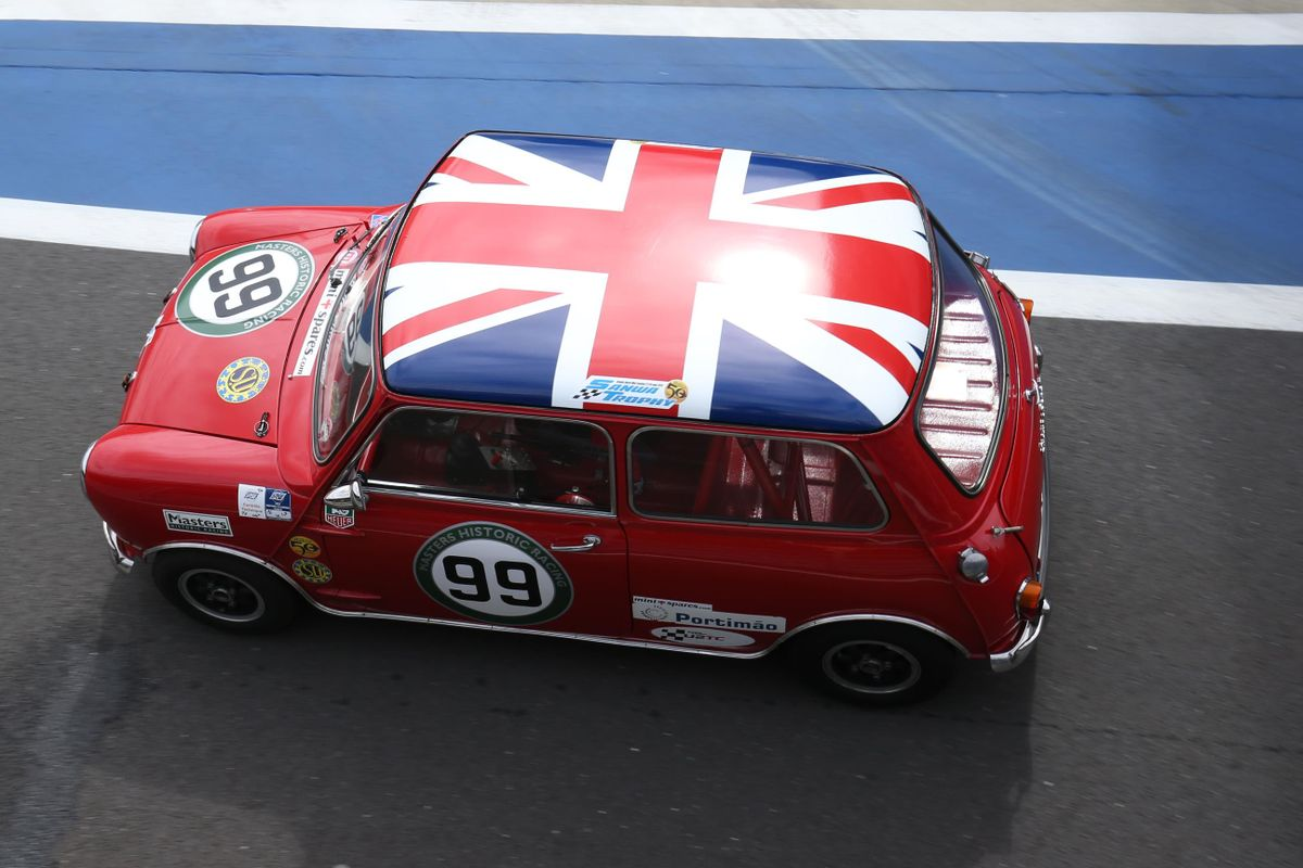 Classic Minis to party at Silverstone Classic: Diamond jubilee festivities on and off track