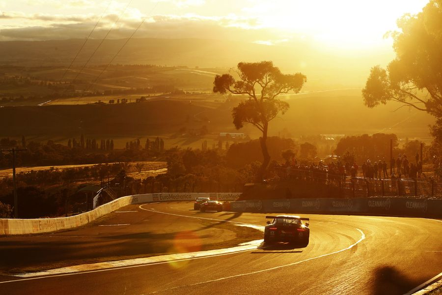 Farewell performance for the successful Porsche 911 GT3 R in Bathurst