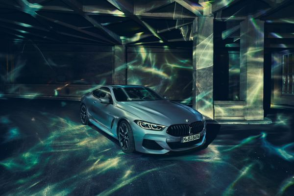 Rare breed  BMW M850i xDrive Coupé First Edition limited to 10 units in the UK