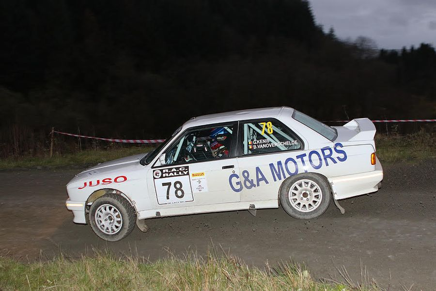 Entries for 2019 Roger Albert Clark Rally top 180