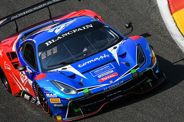 T2 Motorsports confirms Blancpain return with Ferrari and ex-F1 driver Haryanto