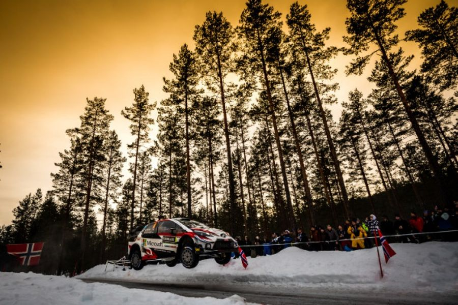 Toyota Gazoo Racing's Ott Tänak and Martin Järveoja win Rally Sweden