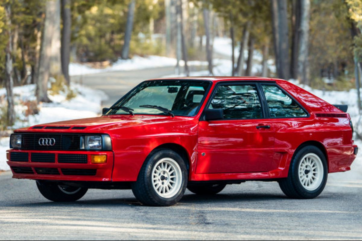 1984 Audi Sport Quattro From The Dobbs Motorsports Collection