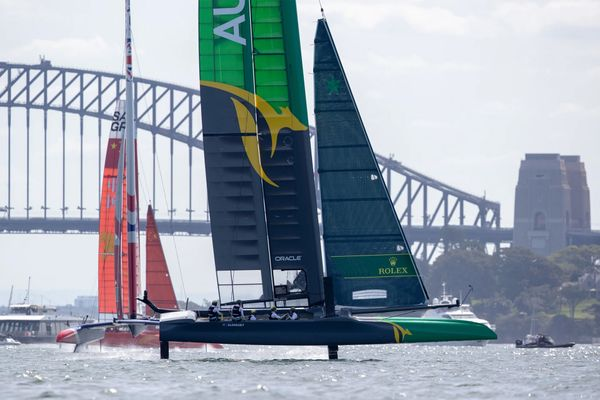 First blood to Australia: How SailGP Sydney was won