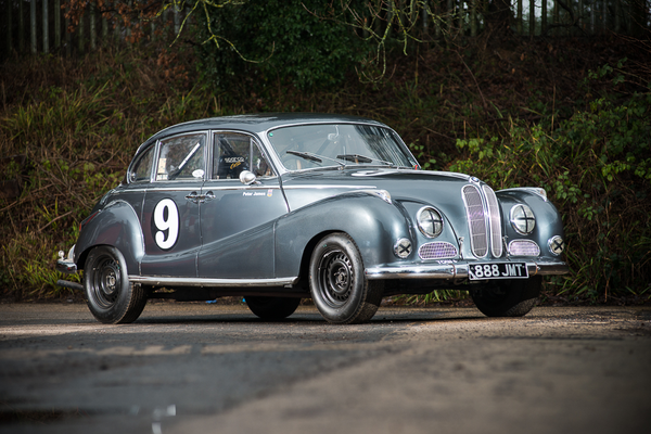 80 classic and competition cars head to Race Retro Auction