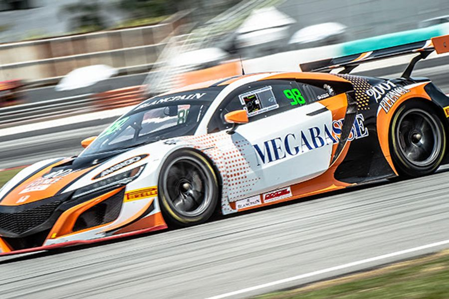 Arrows confirms first full-season GT3 campaign with Honda