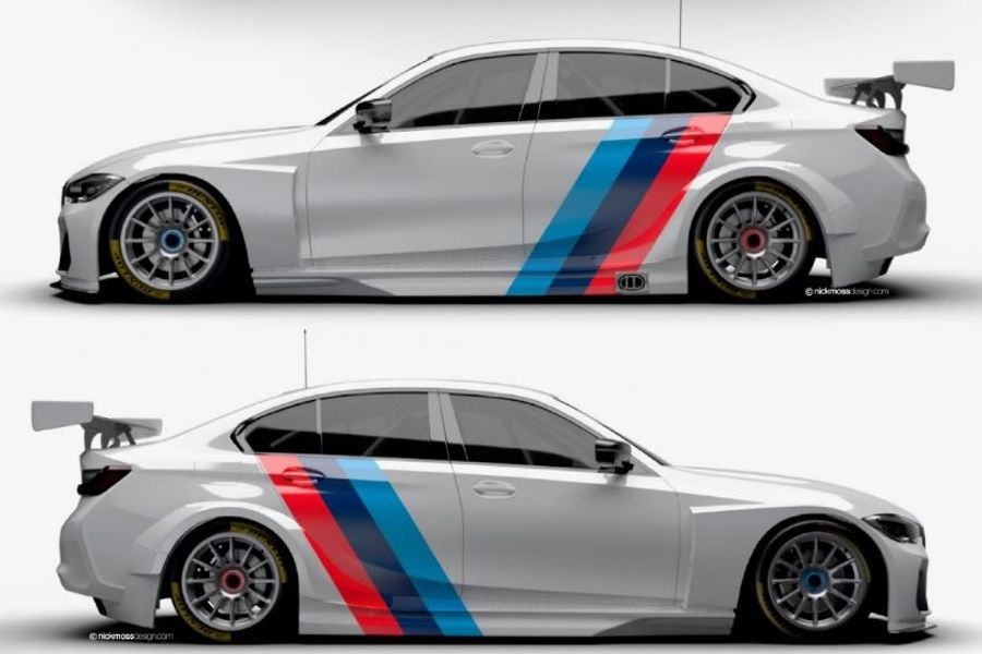 BMW 3 Series to return to BTCC grid in 2019