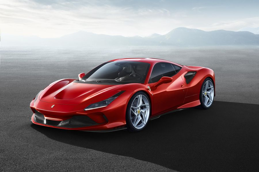 F8 Tributo: An homage to the most powerful V8 in Ferrari history