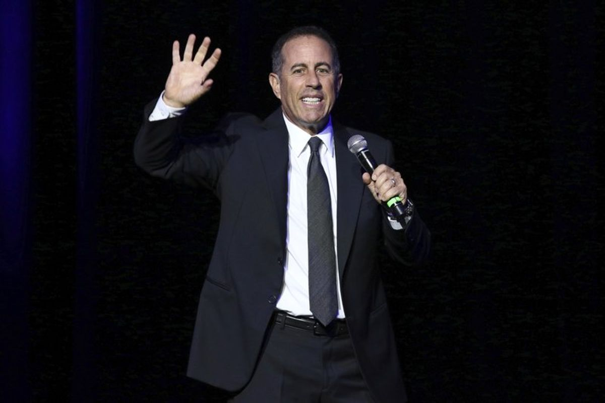 Jerry Seinfeld sues California classic car dealer over '58 Porsche