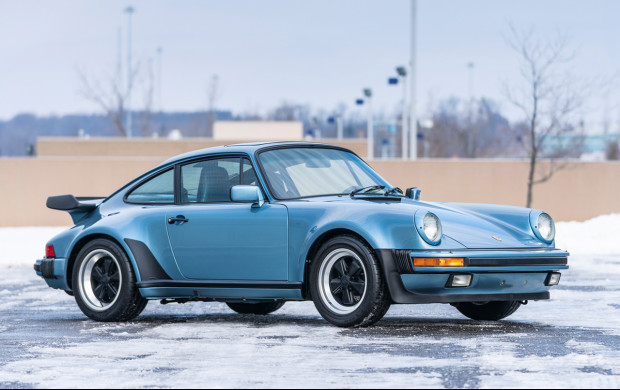 Wonderfully Original And Preserved 3 3 Turbo 1986 Porsche 930 On Offer At Amelia Island Historic And Market News Racecar Creative Digital Solutions