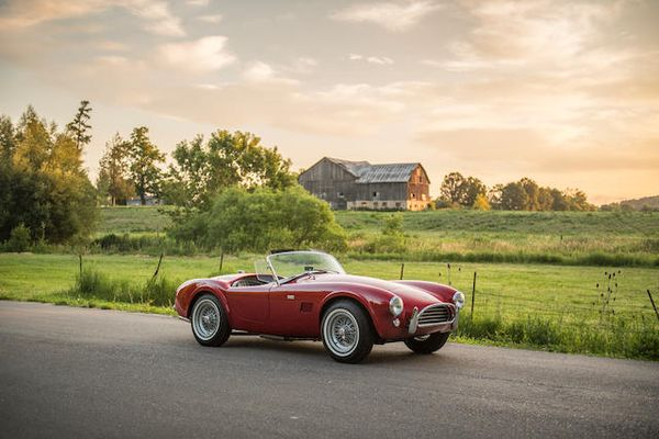 Award winning 1964 Shelby Cobra 289 to be offered at Amelia Island by Bonhams