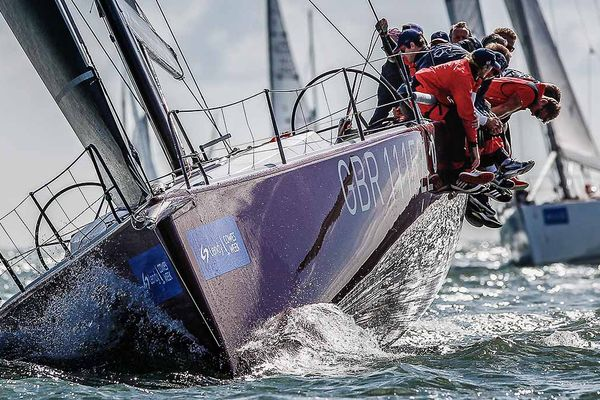 8 days of racing and socialising at Lendy Cowes Week: 10-17th August 2019