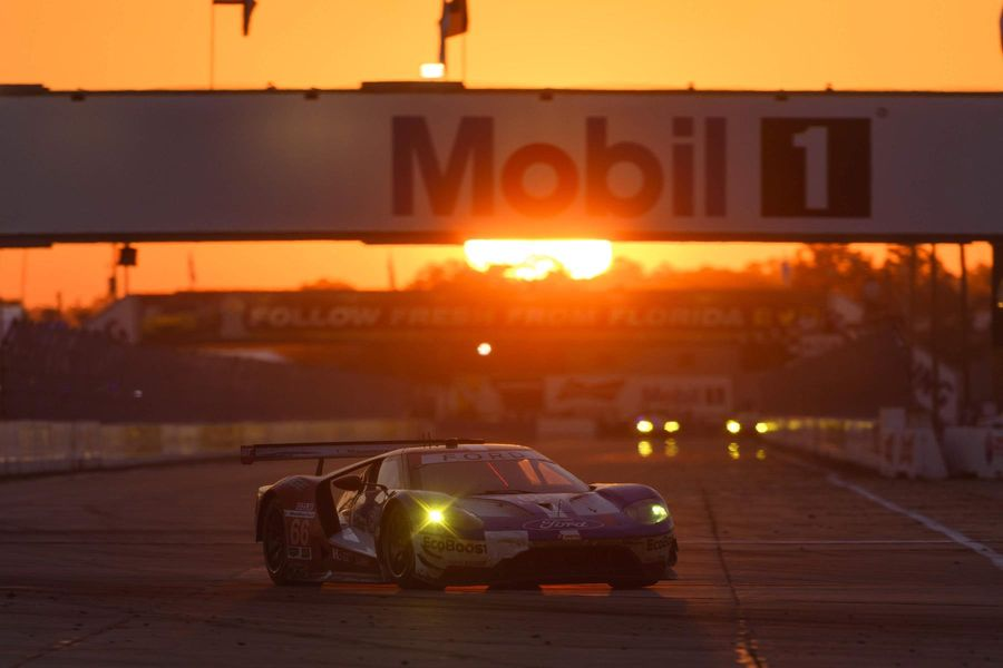 Ford's WEC super season resumes at Sebring