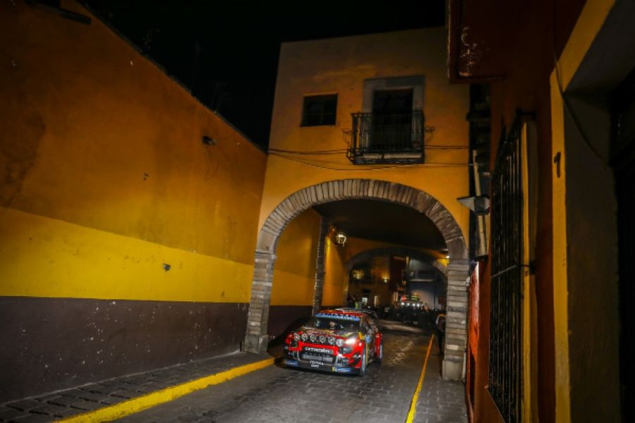 Lappi claims early Rally Mexico lead after opening Street Stage