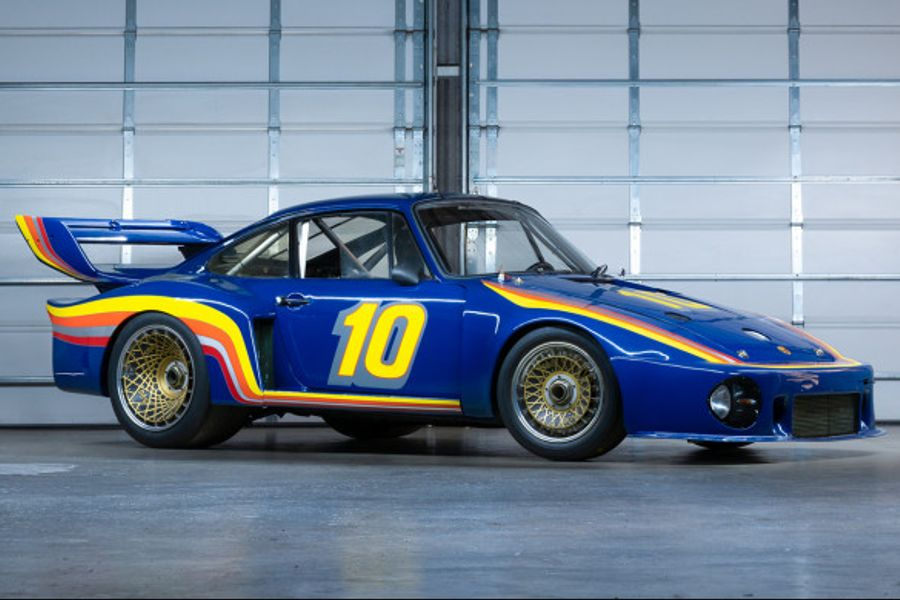 1979 Porsche 935 still available at Goodings, make an offer on this and other lots