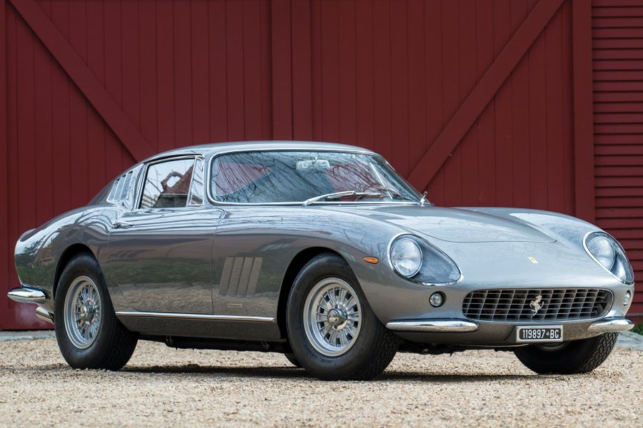 1965 Ferrari 275 GTB by Scaglietti Sold For $2,205,000 by RM Sotheby's, results