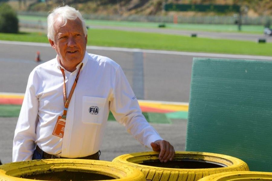 FIA statement: Re the passing of Charlie Whiting 1952-2019