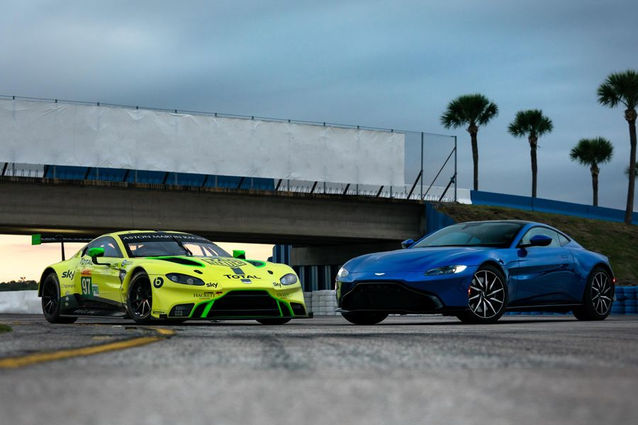 1000 Miles of Sebring presents exciting new challenge for Aston Martin