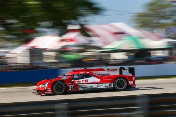 Nasr Leads Sebring 12 hr Opening Practice In No. 31 Cadillac DPi