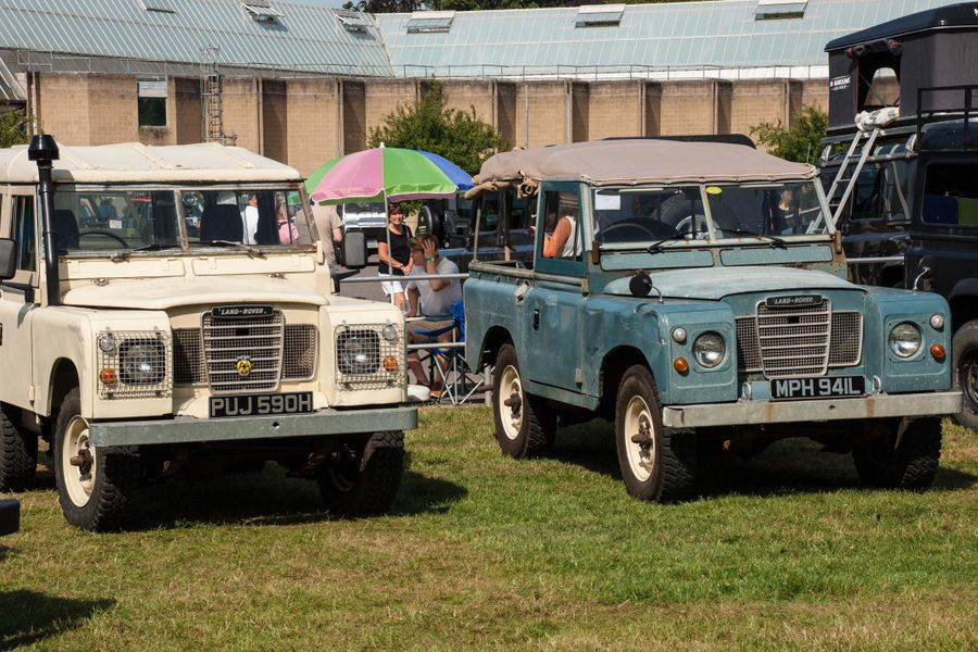 Beaulieu's Simply Land Rover will return on Sunday June 23rd
