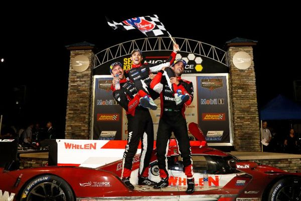 Whelen Cadillac DPi wins Twelve Hours of Sebring
