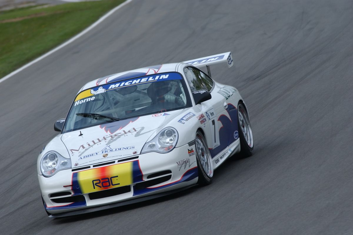 301 races and counting for Porsche Carrera Cup GB