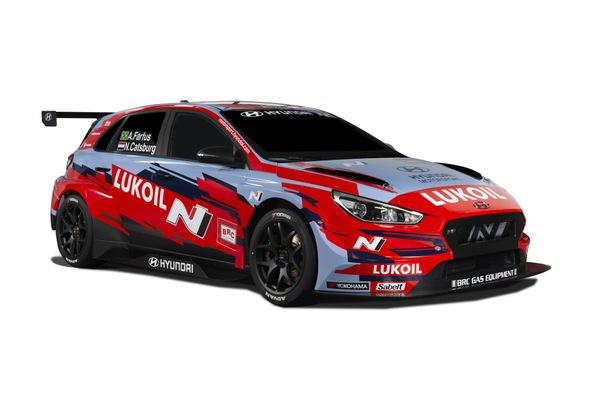 Hyundai Motorsport i30 N TCR customer teams ready for 2019 WTCR