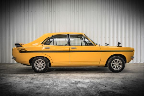 On the prowl a rare Hillman Avenger Tiger 2 looking for a new home at CCA this weekend