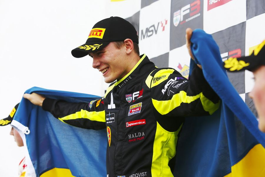 F3 Champion Lundqvist Reunites With Double R For First Full Season In Euroformula Open