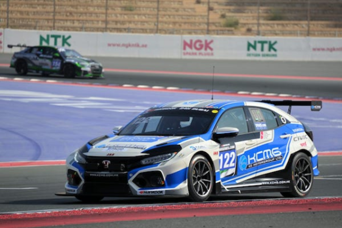 KCMG to run Howson in 2019 TCR Japan and Super Taikyu
